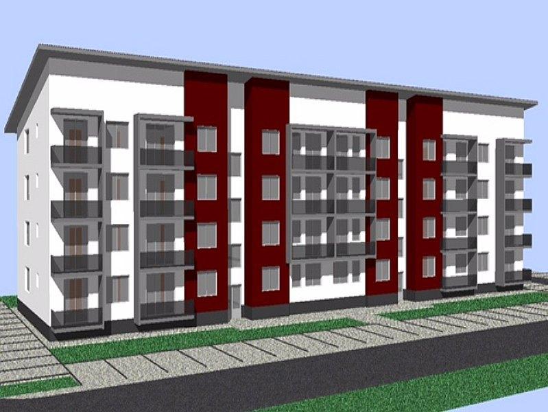Apartament 2 camere de vanzare in Cluj, zona Floresti, 27540 eur