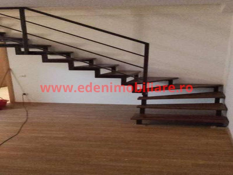 Apartament 3 camere de vanzare in Cluj, zona Europa, 82000 eur
