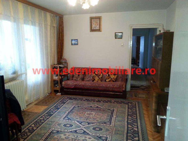 Apartament 3 camere de vanzare in Cluj, zona Gheorgheni, 69000 eur