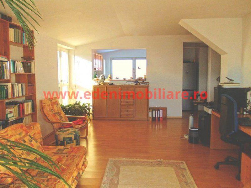 Apartament 5 camere de vanzare in Cluj, zona Buna-Ziua, 120000 eur