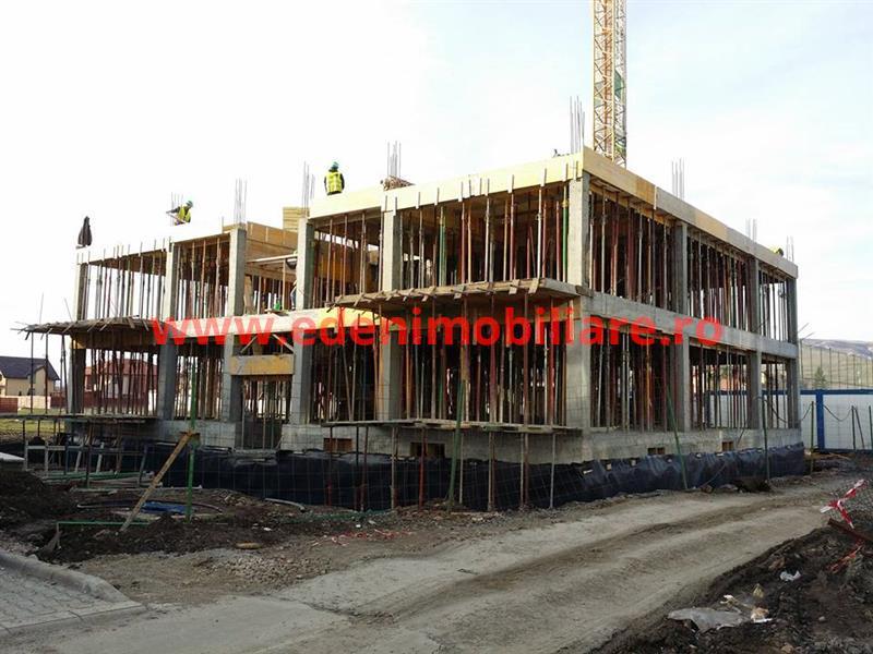 Apartament 2 camere de vanzare in Cluj, zona Floresti, 28000 eur