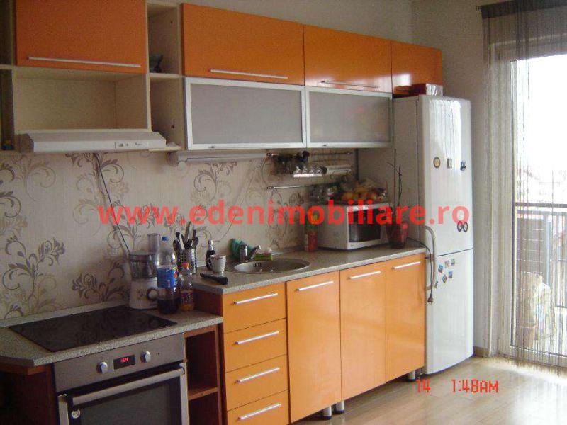 Apartament 1 camera de vanzare in Cluj, zona Buna-Ziua, 48000 eur