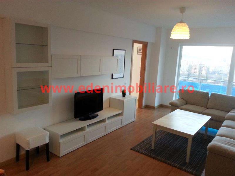 Apartament 2 camere de inchiriat in Cluj, zona Gheorgheni, 550 eur