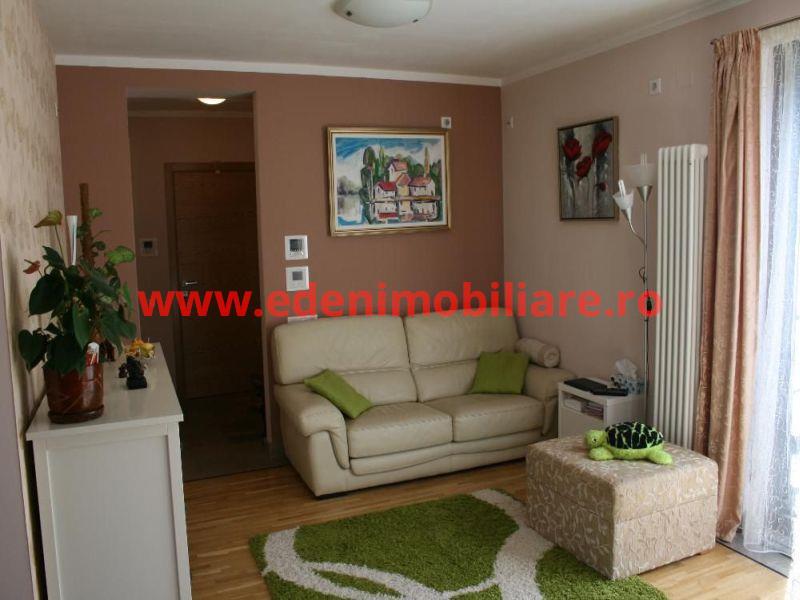 Apartament 3 camere de vanzare in Cluj, zona Grigorescu, 109000 eur