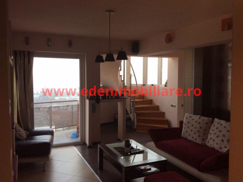 Apartament 3 camere de vanzare in Cluj, zona Gheorgheni, 115000 eur