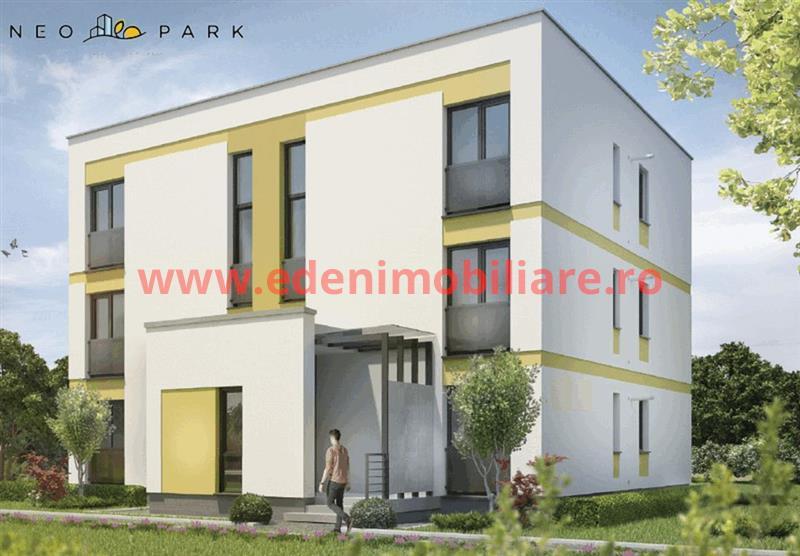 Apartament 2 camere de vanzare in Cluj, zona Borhanci, 61950 eur