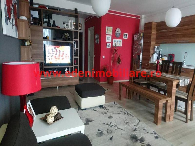 Apartament 3 camere de vanzare in Cluj, zona Manastur, 119000 eur