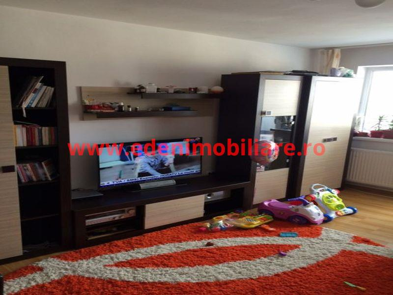 Apartament 2 camere de vanzare in Cluj, zona Manastur, 62000 eur
