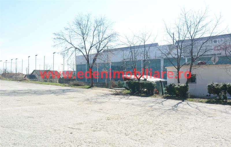 Hala depozitare de inchiriat in Cluj, zona Baciu, 6800 eur