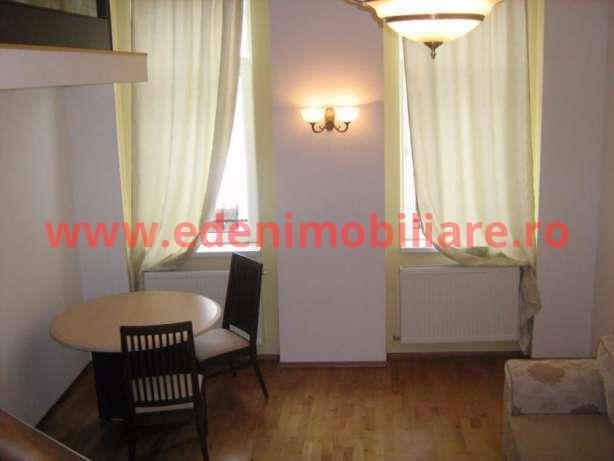 Apartament 3 camere de inchiriat in Cluj, zona Centru, 560 eur