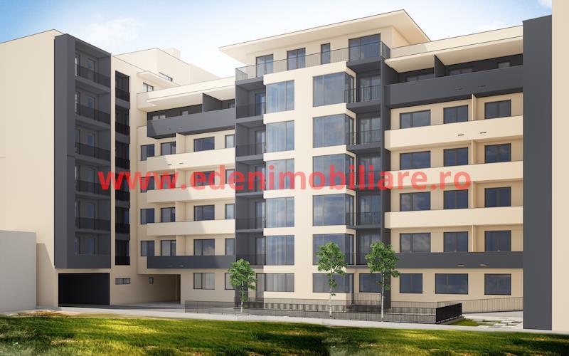 Apartament 2 camere de vanzare in Cluj, zona Centru, 72000 eur