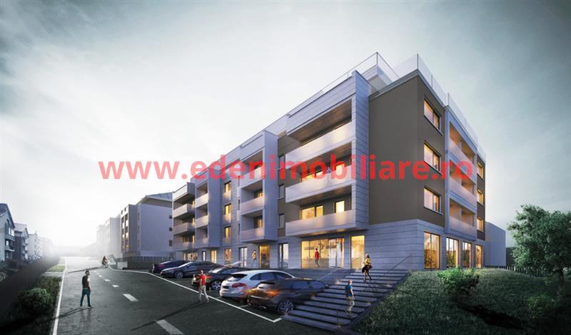 Apartament 3 camere de vanzare in Cluj, zona Buna-Ziua, 103553 eur