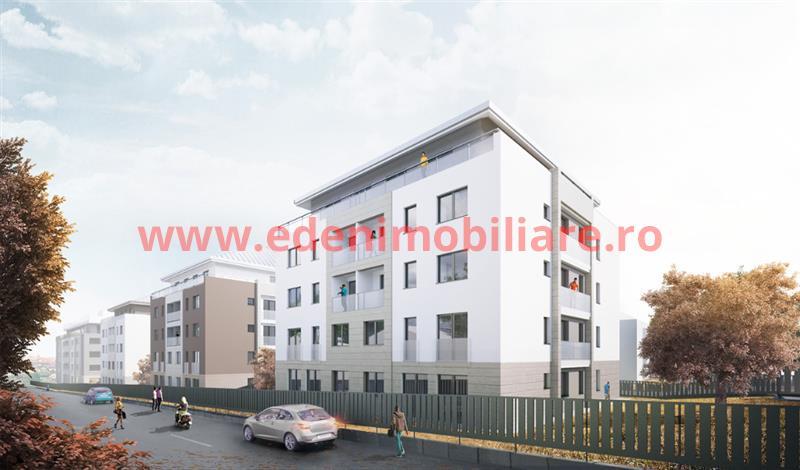 Apartament 4 camere de vanzare in Cluj, zona Buna-Ziua, 92748 eur