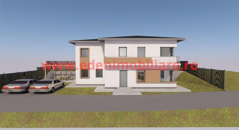 Casa/vila de vanzare in Cluj, zona Baciu, 127000 eur