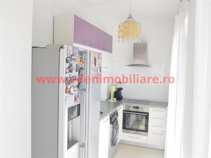 Apartament 4 camere de vanzare in Cluj, zona Buna-Ziua, 175000 eur