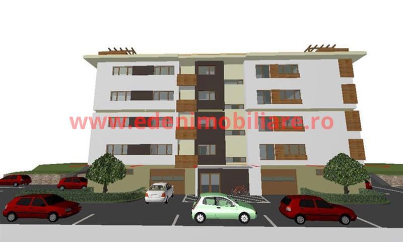 Apartament 3 camere de vanzare in Cluj, zona Borhanci, 68640 eur