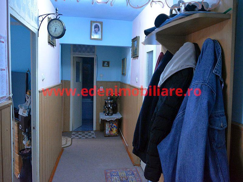 Apartament 3 camere de vanzare in Cluj, zona Marasti, 65000 eur