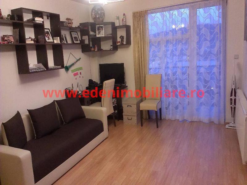 Apartament 1 camera de vanzare in Cluj, zona Baciu, 34000 eur