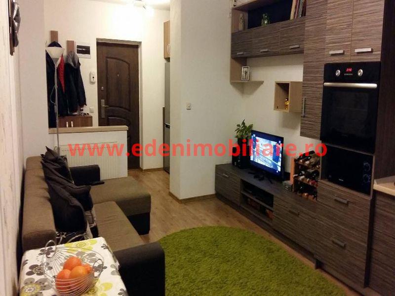 Apartament 2 camere de vanzare in Cluj, zona Baciu, 43000 eur