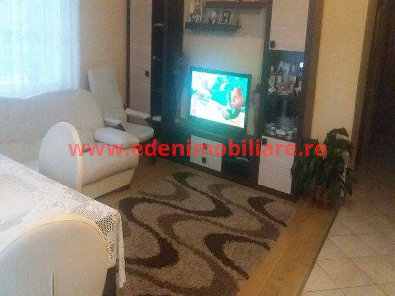 Apartament 3 camere de vanzare in Cluj, zona Baciu, 64000 eur