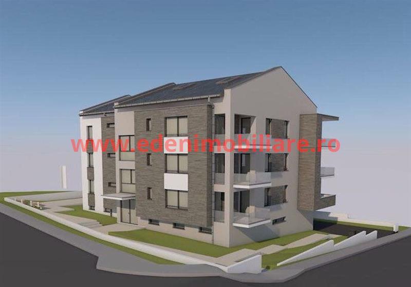 Apartament 2 camere de vanzare in Cluj, zona Europa, 71990 eur