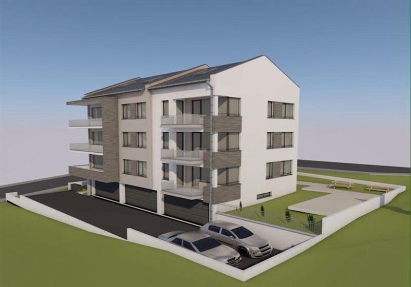 Apartament 3 camere de vanzare in Cluj, zona Europa, 87990 eur