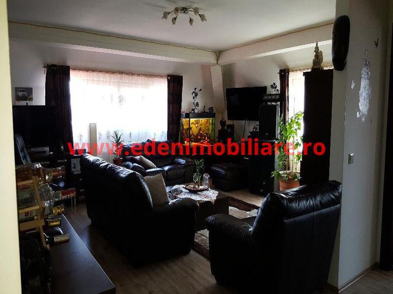 Apartament 4 camere de vanzare in Cluj, zona Buna-Ziua, 136500 eur