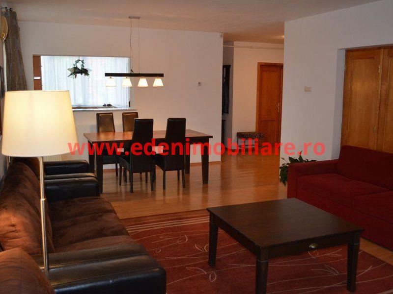 Apartament 5 camere de vanzare in Cluj, zona Buna-Ziua, 115000 eur