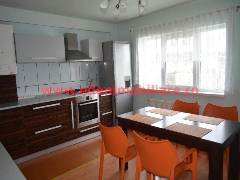 Apartament 4 camere de vanzare in Cluj, zona Manastur, 130000 eur