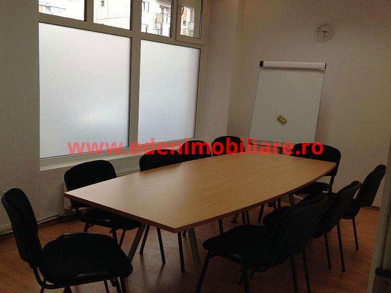 Spatiu de birou de inchiriat in Cluj, zona Marasti, 1000 eur