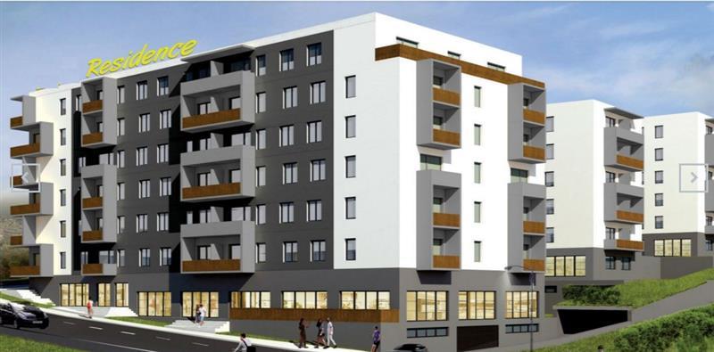 Apartament 2 camere de vanzare in Cluj, zona Dambu Rotund, 50865 eur