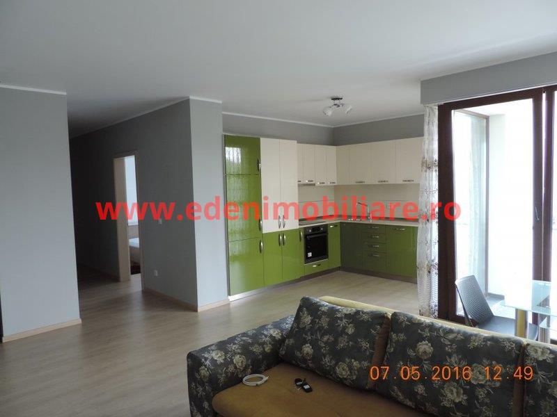 Apartament 3 camere de inchiriat in Cluj, zona Gheorgheni, 990 eur