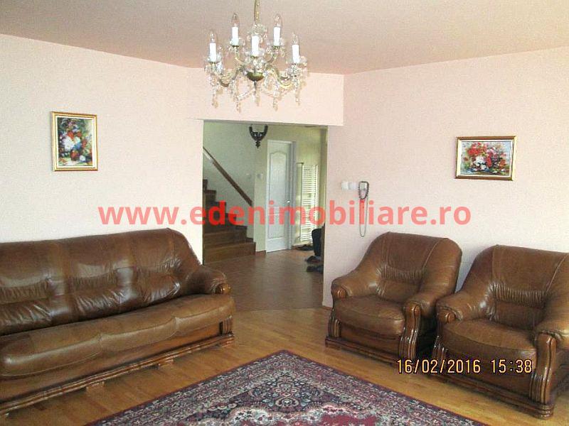 Casa/vila de inchiriat in Cluj, zona Europa, 1500 eur