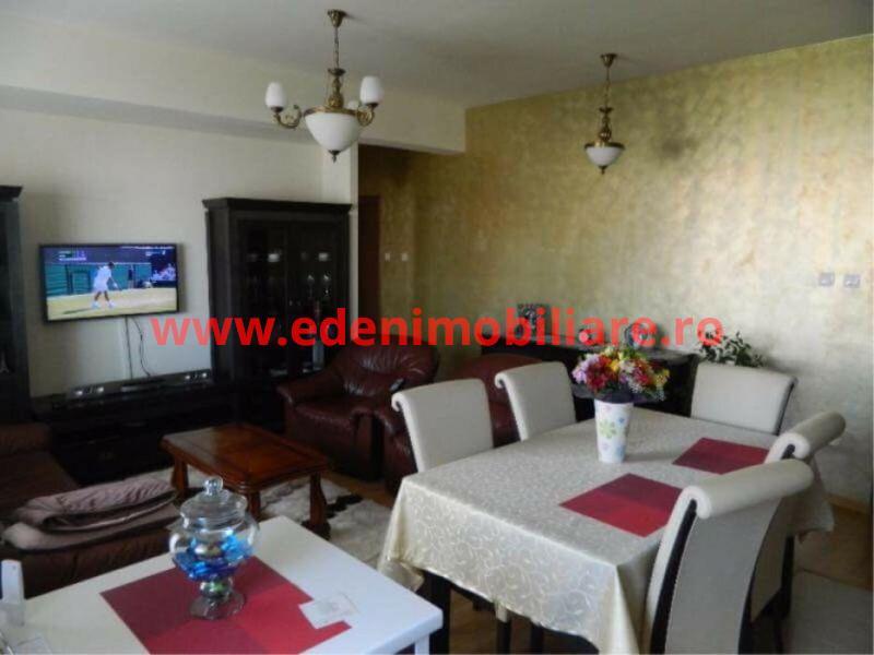 Apartament 3 camere de vanzare in Cluj, zona Buna-Ziua, 105000 eur