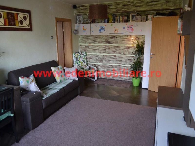 Apartament 2 camere de vanzare in Cluj, zona Grigorescu, 65000 eur