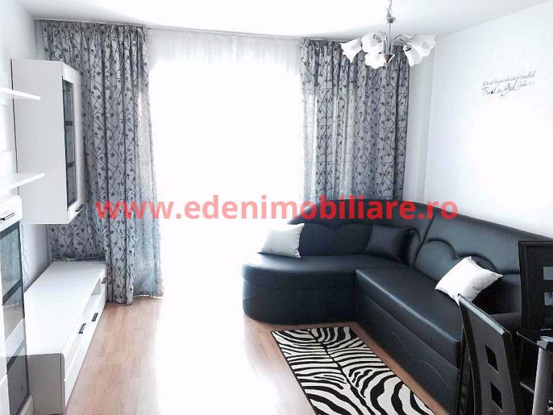 Apartament 2 camere de inchiriat in Cluj, zona Gheorgheni, 425 eur