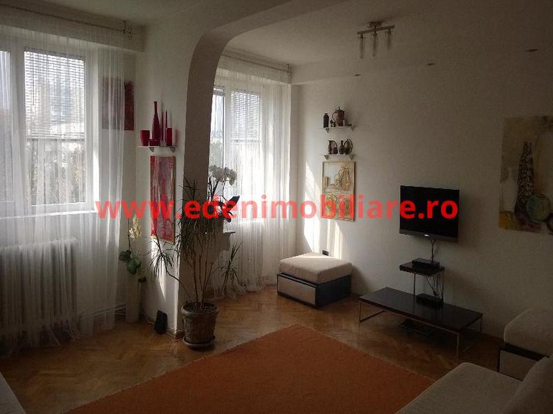Apartament 3 camere de vanzare in Cluj, zona Gheorgheni, 83000 eur