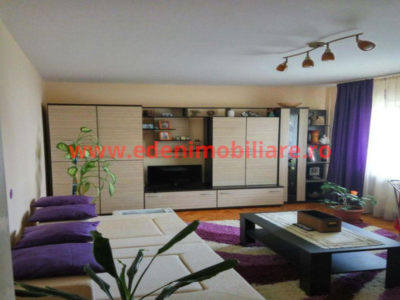 Apartament 3 camere de vanzare in Cluj, zona Manastur, 81000 eur