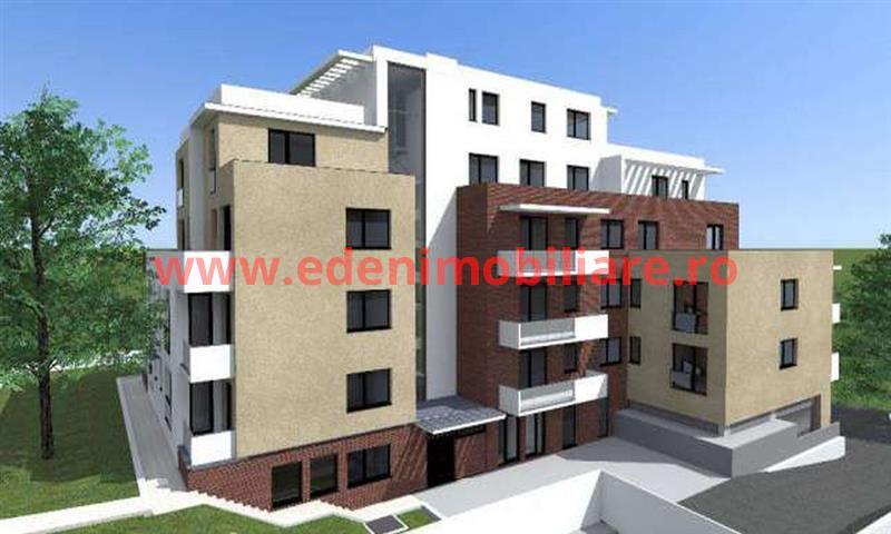 Apartament 2 camere de vanzare in Cluj, zona Grigorescu, 80300 eur