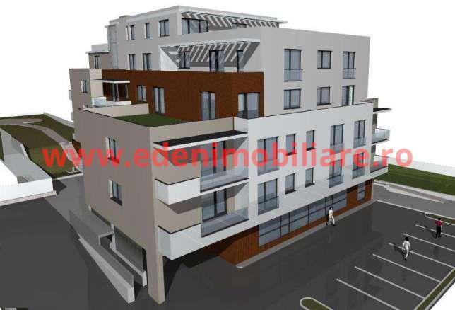 Apartament 3 camere de vanzare in Cluj, zona Grigorescu, 106000 eur