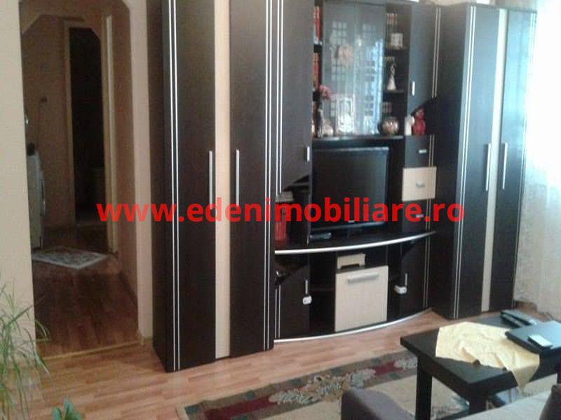 Apartament 4 camere de vanzare in Cluj, zona Manastur, 66500 eur
