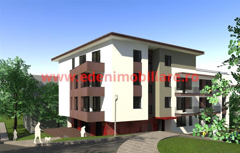 Apartament 4 camere de vanzare in Cluj, zona Borhanci, 95550 eur