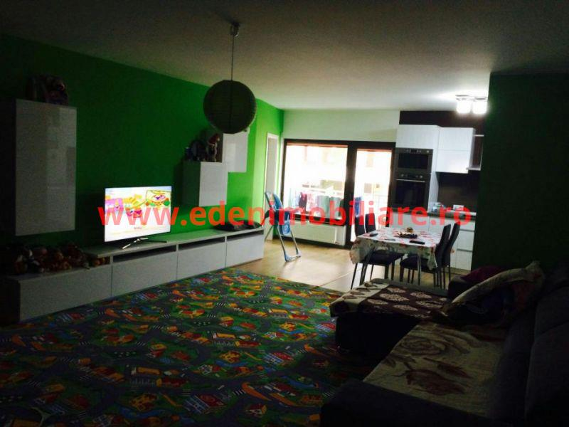 Apartament 3 camere de vanzare in Cluj, zona Buna-Ziua, 120000 eur