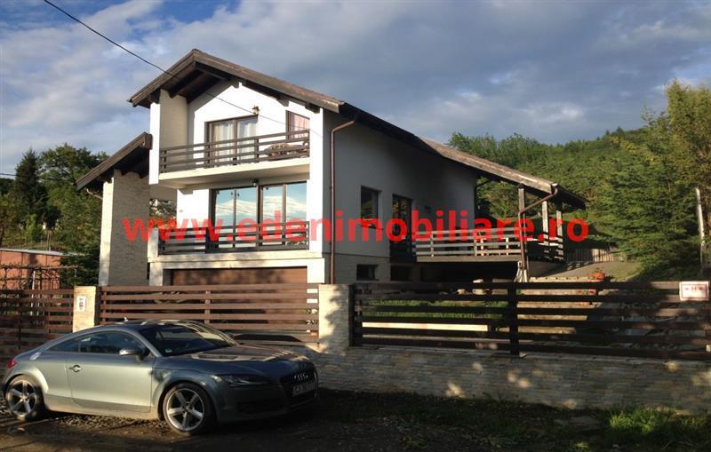 Casa/vila de vanzare in Cluj, zona Faget, 297000 eur