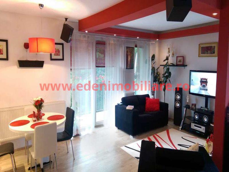 Apartament 3 camere de vanzare in Cluj, zona Manastur, 95000 eur