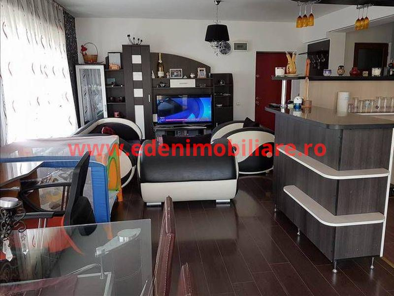 Apartament 3 camere de vanzare in Cluj, zona Buna-Ziua, 87000 eur