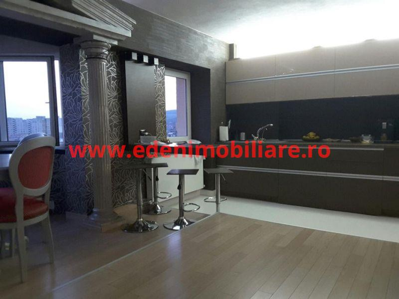 Apartament 3 camere de vanzare in Cluj, zona Marasti, 89000 eur