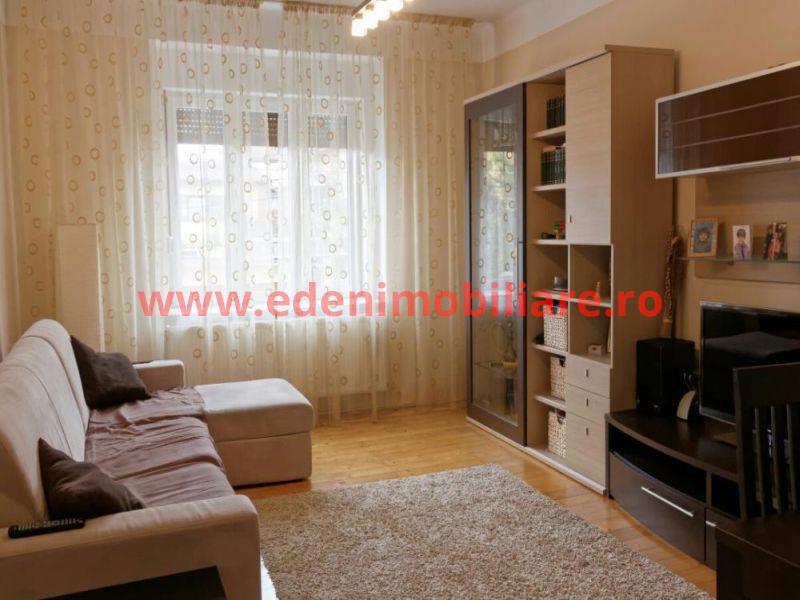 Apartament 2 camere de vanzare in Cluj, zona Semicentral, 85000 eur