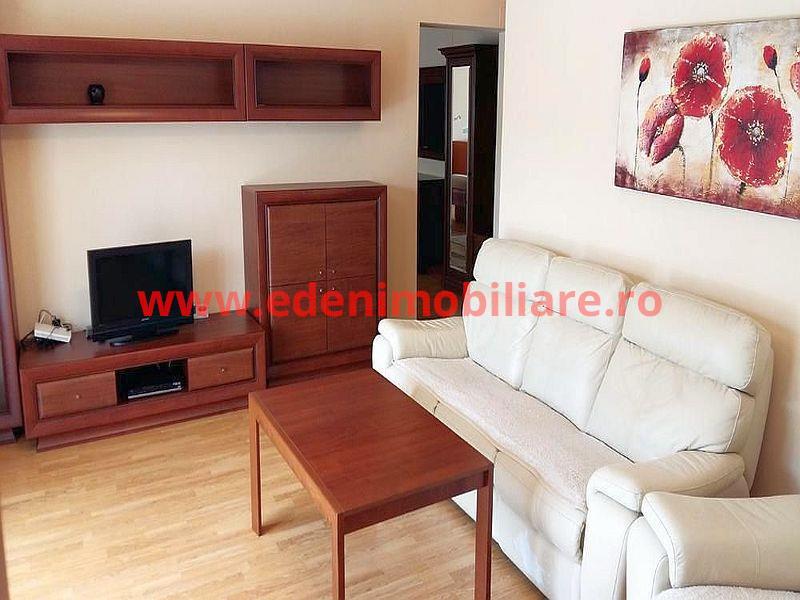 Apartament 3 camere de inchiriat in Cluj, zona Calea Turzii, 550 eur