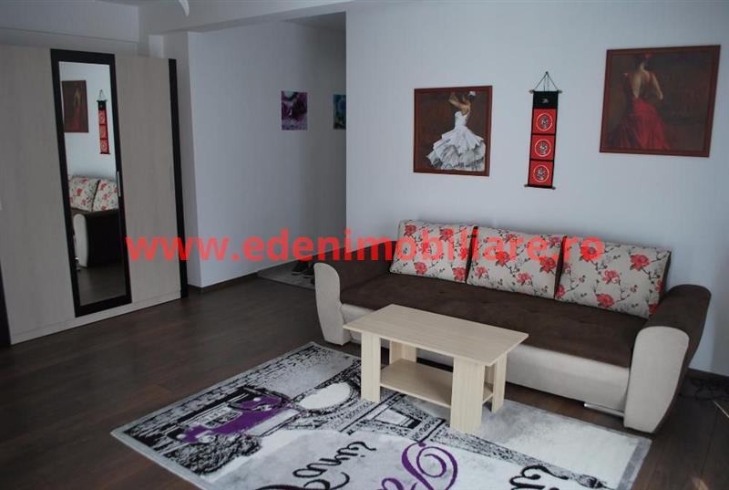 Apartament 2 camere de inchiriat in Cluj, zona Plopilor, 500 eur